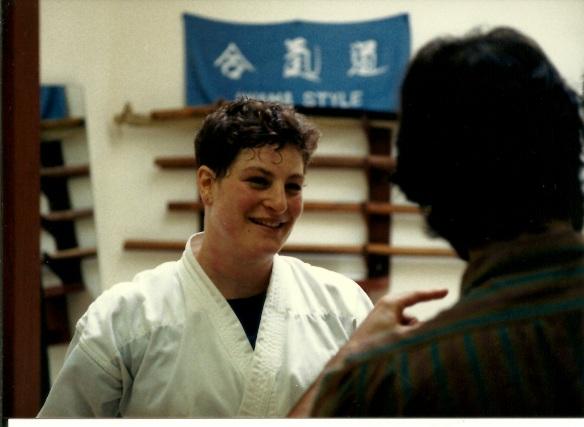 Kayla Feder in 1987