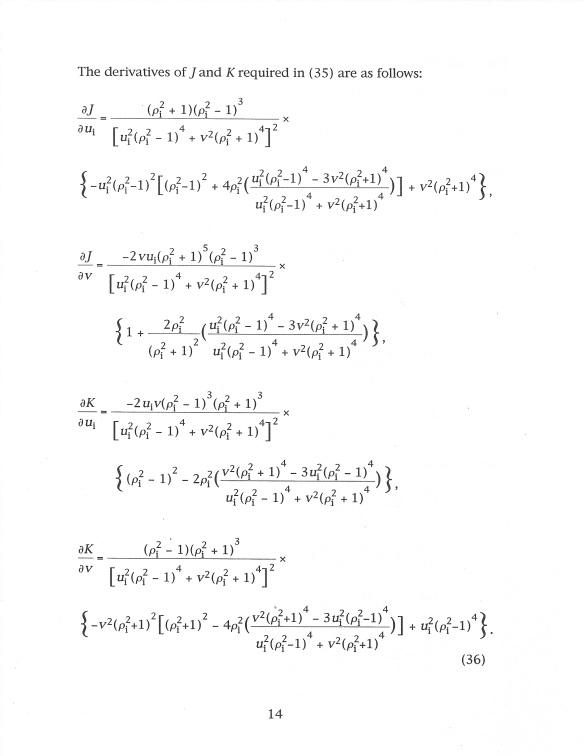 DEP 2D Math Beauty