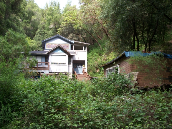 Canyon residence #1